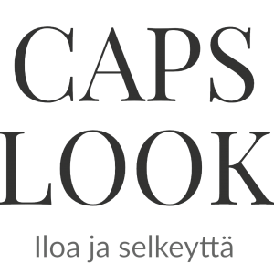 caps look logo
